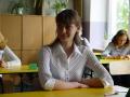 Egzamin gimnazjalny Dubeczno 2004