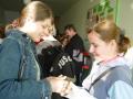 Szkolna wigilia Dubeczno 2003