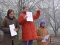 4 Biegi Niepodległości Hańsk 2004