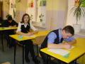 Próbny egzamin gimnazjalny Dubeczno 2005