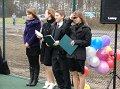 Uroczyste otwarcie boiska szkolnego