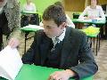 Egzamin gimnazjalny Dubeczno 2005