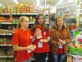 Zbiórka żywności Caritas
