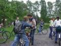 Rajd rowerowy Wojciechów 2006