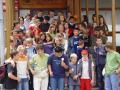 Pożegnanie młodzieży z Wilhelmsdorfu