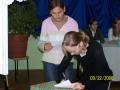 Wybory do Samorządu Szkolnego Dubeczno 2006