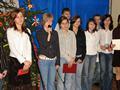 Wigilia szkolna Dubeczno 2006