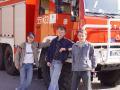 Konkurs wiedzy pożarniczej Włodawa 2007