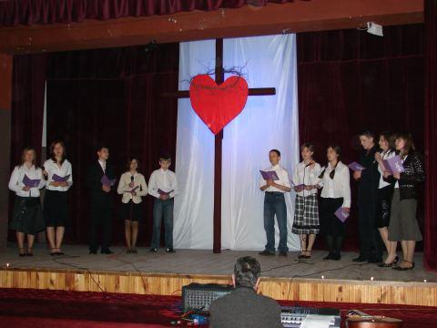 Misterium Krzyża GOK w Hańsku 2007